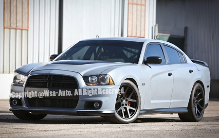 Aei Srt8 Style Front Bumper Conversion Dodge Charger 2011 2014