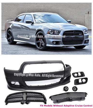 aei srt8 style front bumper conversion dodge charger. Black Bedroom Furniture Sets. Home Design Ideas