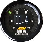 AEM Electronics - Wideband Air/Fuel and Boost - Failsafe Digital Gauge