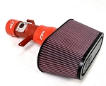 Agency Power - Short Ram Intake Kit - Red - Scion FR-S/Subaru BRZ 2013-2015