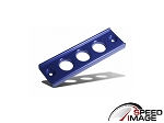 Blox Racing - Billet Battery Tie Down - Honda Civic 1992-2000 / Acura Integra 1994-2001 - Blue