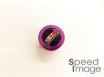 Blox Racing - Verson 2 VTEC Engine Cam Seal Cover - Honda Acura B-Series H-Series - Purple