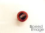 Blox Racing - Verson 2 VTEC Engine Cam Seal Cover - Honda Acura B-Series H-Series - Red