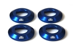 Blox Racing - Rear Differential Collar Kit - Honda S2000 2000-2009 - Blue