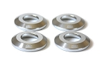 Blox Racing - Rear Differential Collar Kit - Honda S2000 2000-2009 - Silver