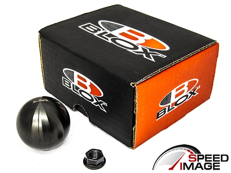 Blox Racing 490 Spherical Round Shift Knob 12x1 25mm