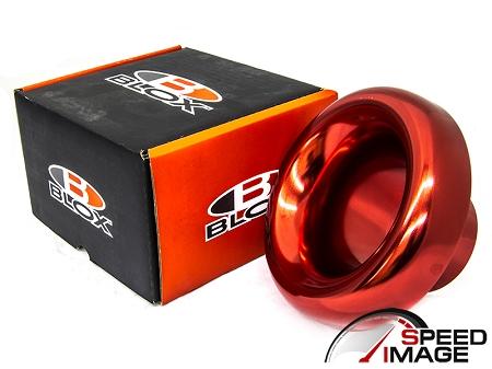 Blox Racing BXIM-00301-RD Red 3 Aluminum Velocity Stack