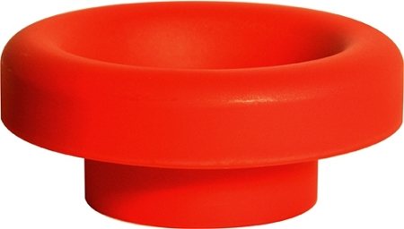 Blox Racing - Composite Velocity Stack - 3 5 Inch - Red