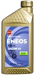 Eneos - Fully Synthetic Engine Motor Oil - 0W-20 - Case of 6 x1 Quart Bottles