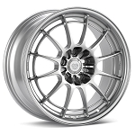 Enkei - Racing Series - NT03 Wheel - 18x8 +35mm 5x100 72.6 Hub - Silver