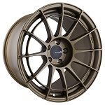 Enkei Wheels - NT03RR - 18x9.5 +27mm 5x114.3 - Titanium Gold - Set of 4 Wheels
