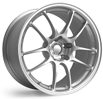 Enkei - Racing Series - PF01 Wheel - 15x7 +35mm 4x100 75 Hub - Silver