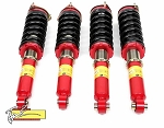 Function Form - Type 2 - Height Adjustable 32 Way Dampening Coilovers - Lexus IS300 2000-2005