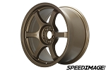 Gram Lights - 57DR - 18x9.5 +38 5x114.3 - Matte Bronze 2 - Set of 4 Wheels
