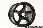 Gram Lights - 57CR - 15x8.0 +28 4x100 - Glossy Black