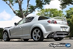 GReddy - Supreme SP - Cat-Back Exhaust System - Mazda RX-8 2003-2008