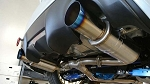 HKS - Spec-L Titanium Tip - Cat-Back Exhaust System  - Scion FR-S/Subaru BRZ 2013-2015