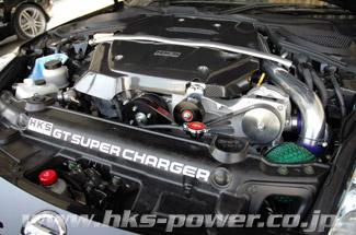 Hks Gt Supercharger Bolt On Kit Nissan 350z 2003 2006