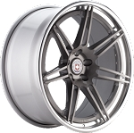 HRE RS1 Series RS101 - Forged 3-Piece