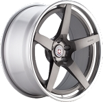 HRE RS1 Series RS105 - Forged 3-Piece