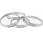 Z Racing - 65-56.1 Alumimum Wheel Hub Centric Rings - Set of Four