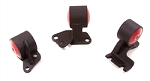 Innovative Mounts - Steel Engine Mounts - Right Hand Drive RHD B Series Hydraulic Transmission - Honda Civic CRX 1988-1991