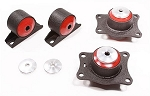 Innovative Mounts - Steel Replacement Differential Mount Kit  - Honda S2000 2000-2009