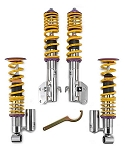 KW - Variant 3 V3 Coilovers - Scion FR-S 2013-2015 and Subaru BRZ 2013-2015