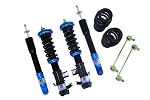 Megan Racing - EZ Street Series Coilovers - Honda Civic 2012-Up Including SI