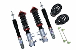 Megan Racing - Street Series Coilovers - Honda Civic 2012-2013 Include SI