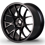 Miro Wheels - Type 112 - 18x8.5 5x100 +35mm 57.1 Hub Bore - Matte Black