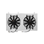 Mishimoto - Aluminum Performance Fan Shroud Kit - Honda Civic 1992-2000