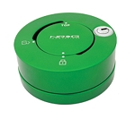 NRG - Steering Wheel Quick Release Lock - Green
