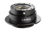 NRG - Steeing Wheel Quick Release Generation 2.5 - Black Body and Ring