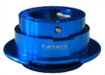 NRG - Steeing Wheel Quick Release Generation 2.5 - New Blue Body and Ring