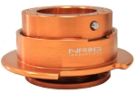 NRG - Steeing Wheel Quick Release Generation 2.5 - Orange Body and Ring