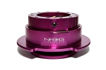 NRG - Steeing Wheel Quick Release Generation 2.5 - Purple Body and Ring