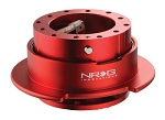 NRG - Steeing Wheel Quick Release Generation 2.5 - Red Body and Ring