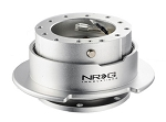 NRG - Steeing Wheel Quick Release Generation 2.5 - Silver Body and Ring