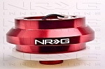 NRG - Steering Wheel Short Hub - Honda Civic 1992-1995 / Acura Integra 1994-2001 - Red