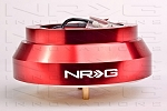 NRG - Steering Wheel Short Hub - Nissan 240SX 1989-1998 S13 S14 - Red