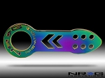 NRG - Universal Front Tow Hook - Honda Acura Civic Integra - Neo Chrome