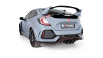 Remus - Cat-Back Exhaust System with Integrated Valve - Honda Civic Type R 2017-2018