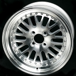 Rota Wheels - Flush - 15x8 +0mm 4x114.3 73 Hub - Set of 4 Wheels