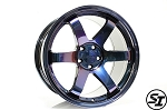 Rota Wheels - Grid - 18x9.5 +38mm 5x108 73.1 Hub - Chameleon - Each Wheel