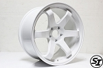 Rota Wheels - Grid - 18x9.5 +20mm 5x114.3 73.1 Hub - White - Each