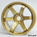 Rota Wheels - Grid - 17x9 +42mm and +25mm Staggered 5x114.3 73 Hub - Set of 4 Wheels