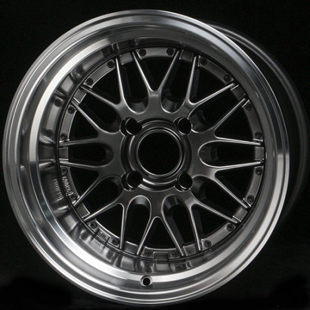 Rota Wheels Kensei 15x9 0 0mm 4x114 3 73 Hub Set Of
