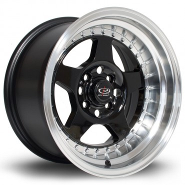 Rota Wheels Kyusha 15x9 0 15mm 4x100 67 1 Hub Set