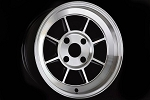Rota Wheels - Shakotan - 15x7 +4 4x114.3 73 Hub - Set of 4 Wheels